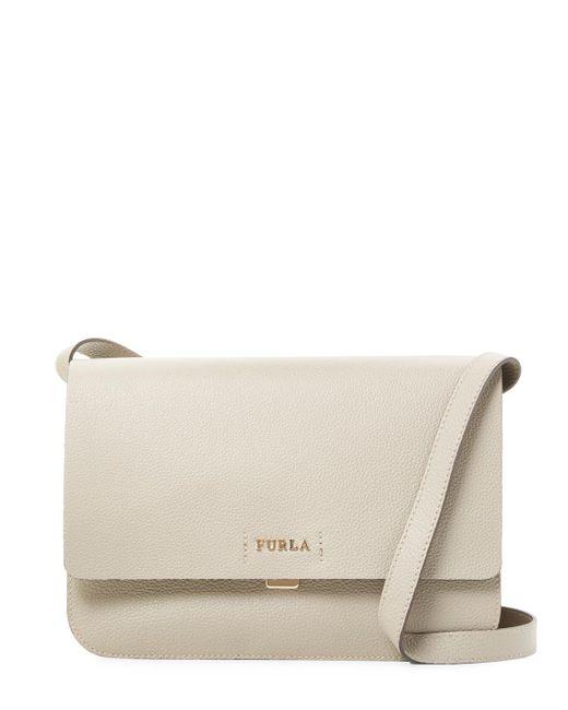 Furla - Natural Sveva Medium Crossbody Bag - Lyst