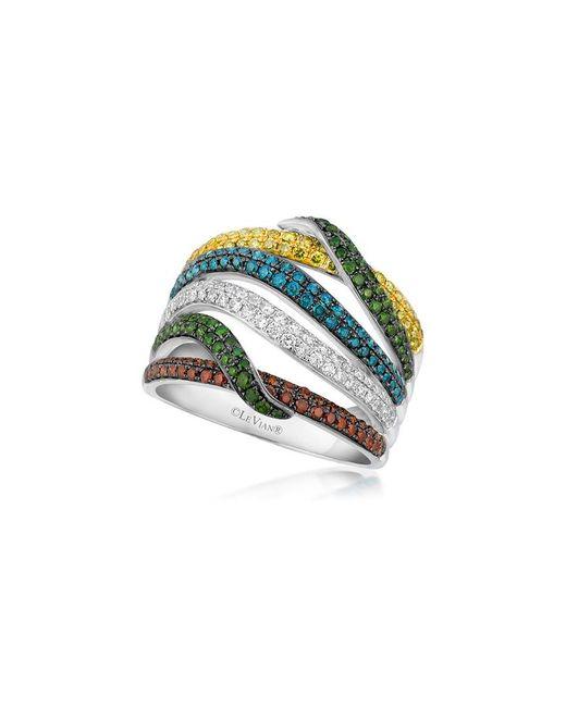 Le Vian Metallic 14k Vanilla Gold 1.24 Ct. Tw. Diamond Ring