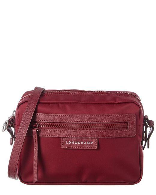 Longchamp Multicolor Le Pliage Neo Canvas Camera Bag