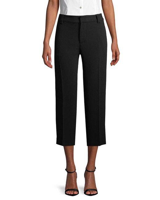 DSquared² Black Ankle Trouser