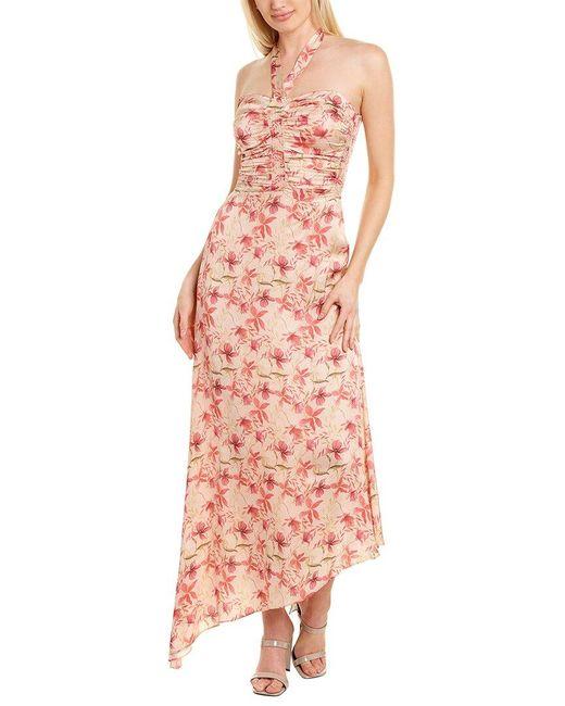Alexis Pink Tahnie Maxi Dress