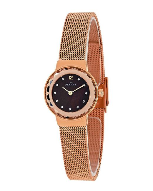 Skagen Multicolor Denmark Women's Leonora Watch