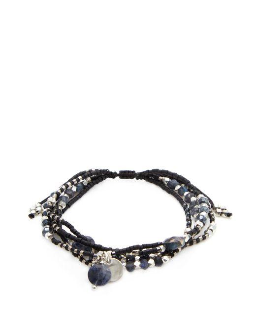 Chan Luu - Blue Mix Link Bracelet - Lyst