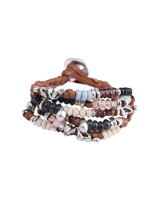 Uno De 50 - Multicolor Liana Bracelet - Lyst