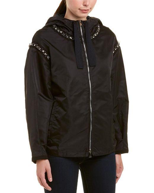 Moncler Black Cordier Jacket
