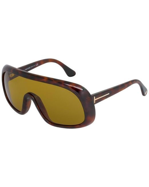 Tom Ford Multicolor Unisex Sven 135mm Sunglasses