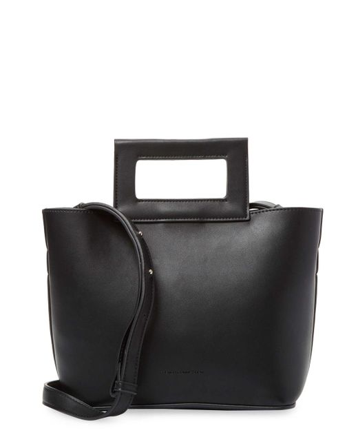 French Connection - Black Corey Small Tote - Lyst
