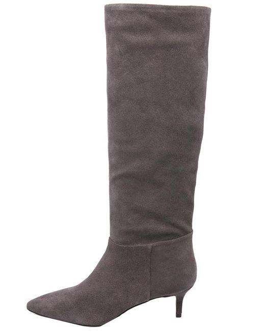 c92c3f296e0 Women's Gray Knix Suede Boot