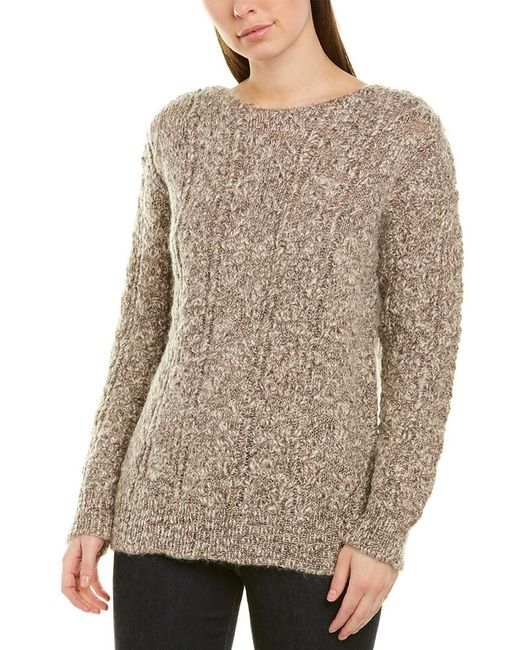 Magaschoni Gray Pullover