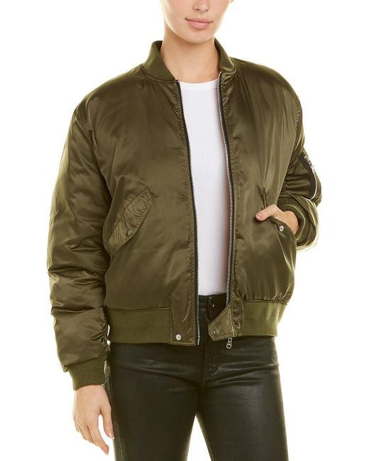Sandro Green Casual Jacket