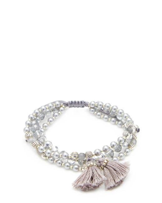 Chan Luu | Gray Mix Bracelet | Lyst