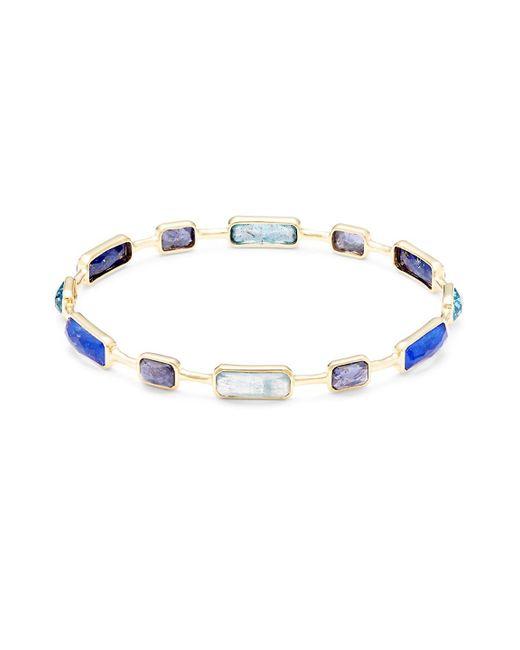 Ippolita - Metallic Rock Candy 18k Gold Bangle Bracelet - Lyst