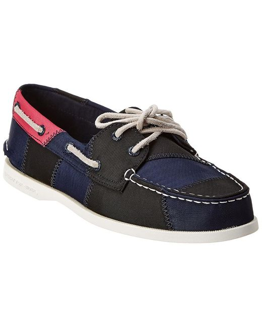 Sperry Top-Sider Blue Authentic Original 2-eye Bionic