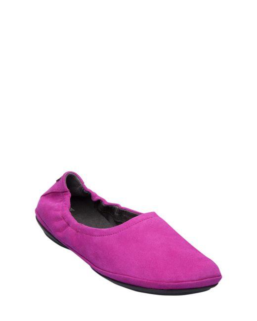 Camper - Multicolor Right Nina Nubuck Ballet Flat - Lyst