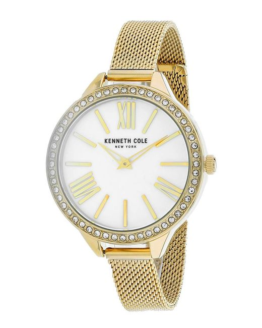 Kenneth Cole Metallic Classic Watch