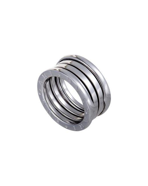 BVLGARI Metallic 18k B. Zero 1 Ring