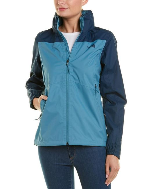 The North Face Blue Resolve Plus Jacket