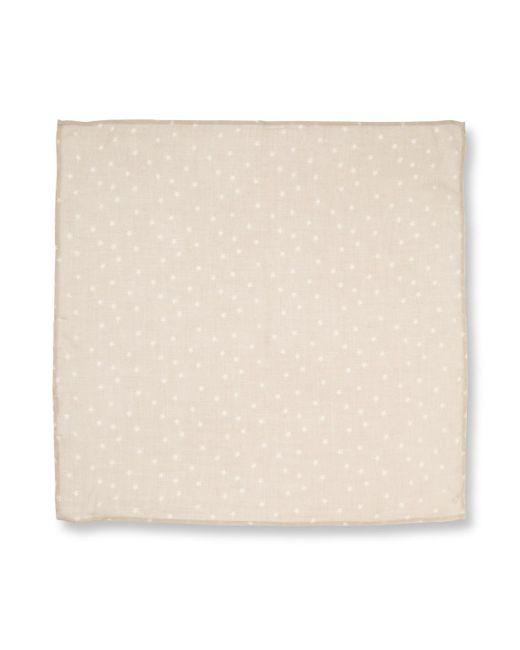 Chan Luu - Natural Star Print Scarf - Lyst