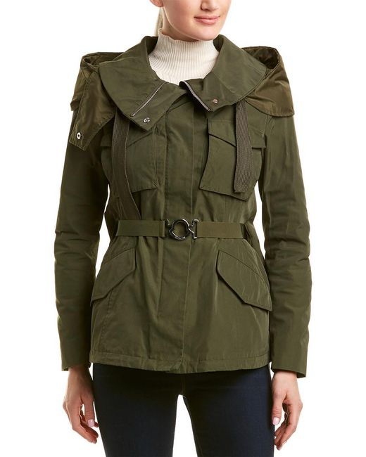 Moncler Green Audrey Jacket
