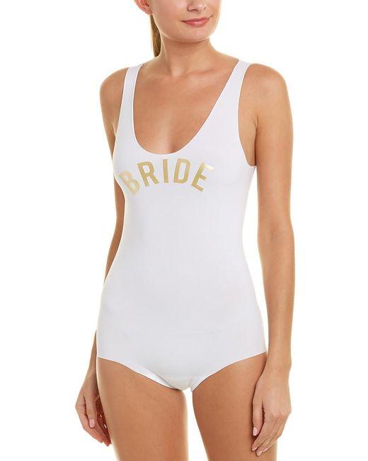 Commando - White ? Bridal Bodysuit - Lyst