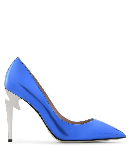 Giuseppe Zanotti - Blue G-heel - Lyst