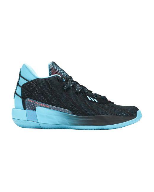 Adidas Black Dame 7 for men