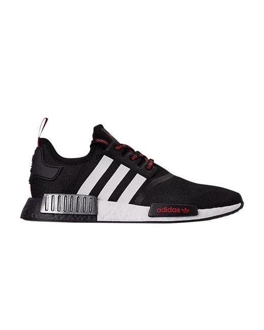 Adidas Black Nmd_r1 Stlt Primeknit for men