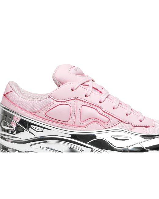 adidas Raf Simons X Ozweego 'mirrored - Clear Pink' for Men - Lyst