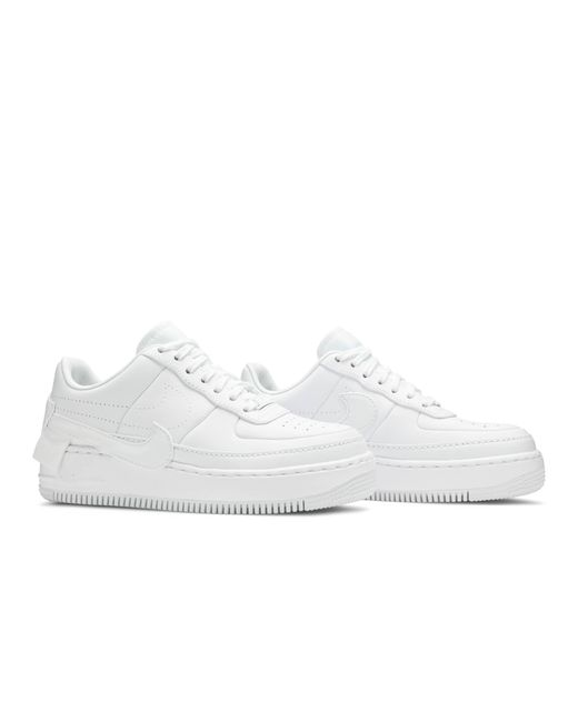 Nike Leather Air Force 1 Jester Casual