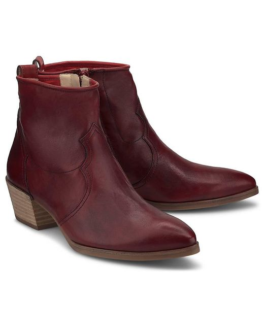 Paul Green Red , Western-Boots