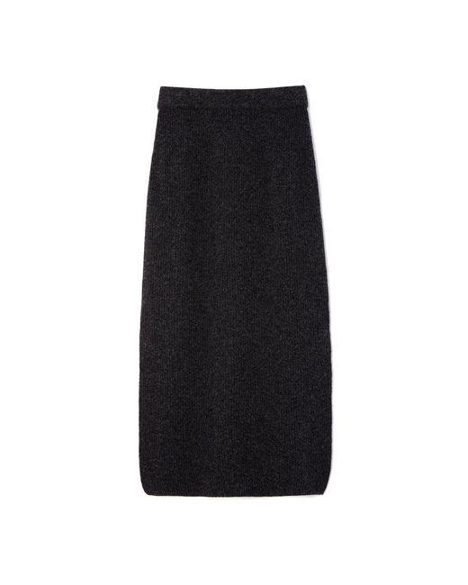 Rejina Pyo - Black Pernille Skirt - Lyst