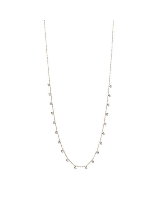 Ariel Gordon - Metallic Champagne Necklace - Lyst
