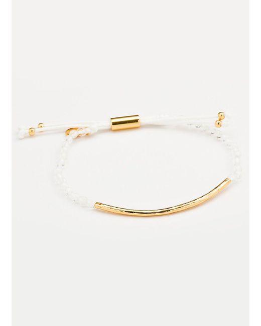 Gorjana & Griffin - Metallic Power Gemstone Bracelet For Clarity - Lyst