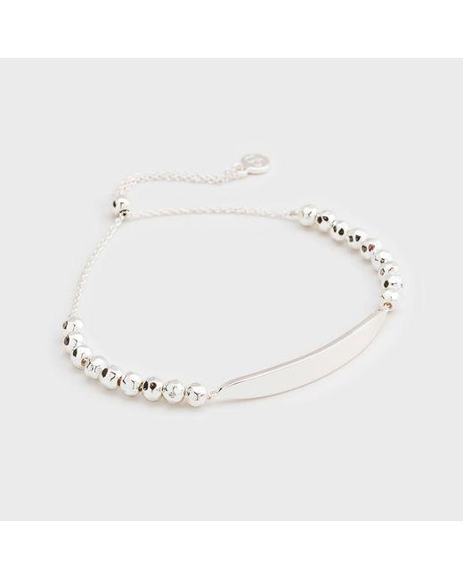 Gorjana Metallic Bespoke Bracelet (silver)