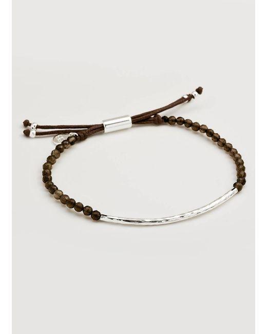 Gorjana & Griffin - Metallic Power Gemstone Bracelet For Grounding - Lyst
