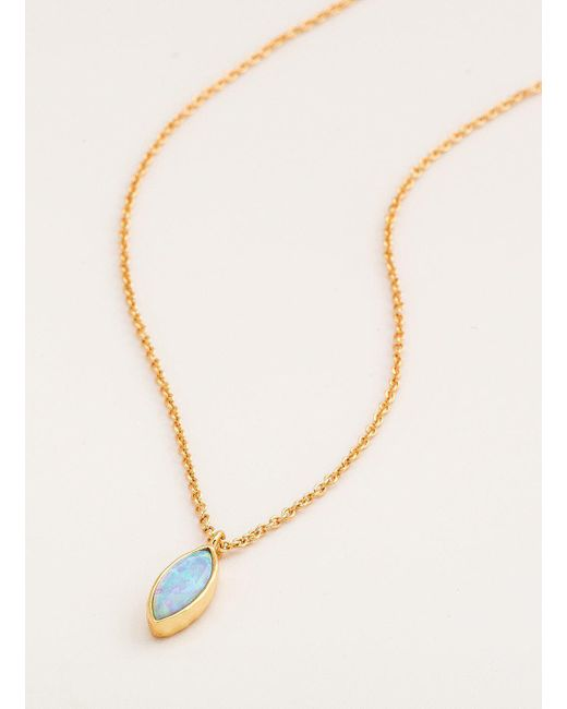 Gorjana & Griffin - Metallic Rumi Adjustable Necklace - Lyst
