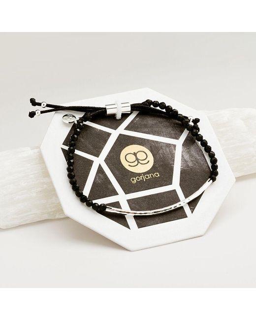 Gorjana Metallic Power Gemstone Bracelet For Protection
