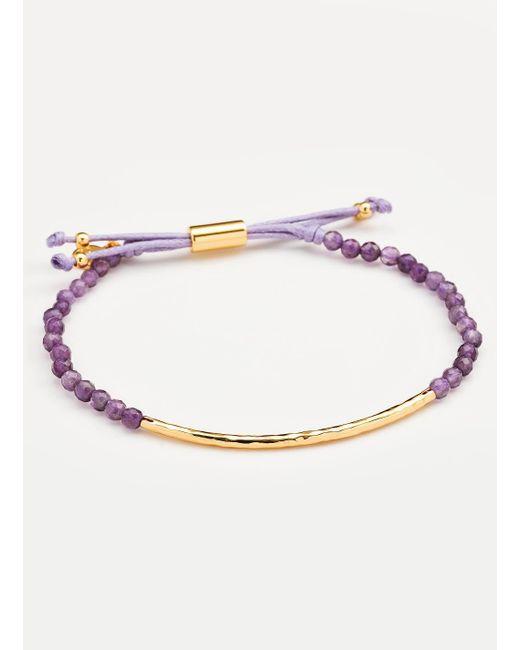 Gorjana & Griffin - Metallic Power Gemstone Bracelet For Tranquility - Lyst
