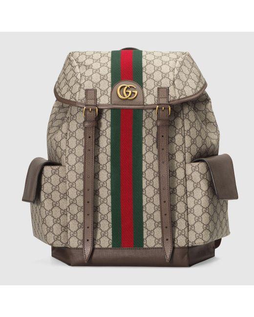 Gucci グッチ〔オフィディア〕GGミディアム バックパック Multicolor