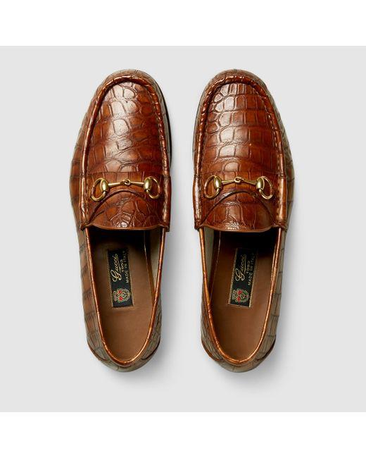 ab047b0279e Gucci 1953 Horsebit Loafer Mens - Ontario Active School Travel