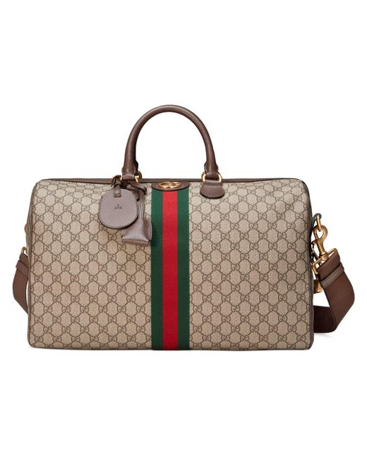 Gucci - Natural Ophidia GG Medium Carry-on Duffle for Men - Lyst