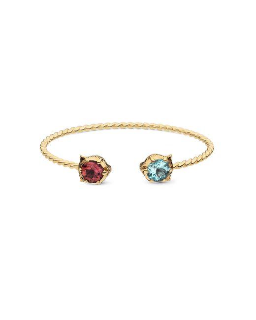 Gucci - Metallic Le Marché Des Merveilles Cuff Bracelet - Lyst