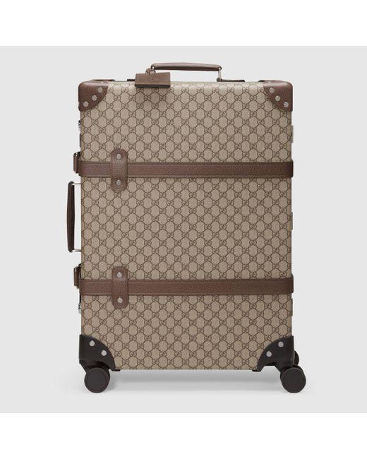 Gucci グローブ・トロッター GG ミディアム スーツケース Multicolor