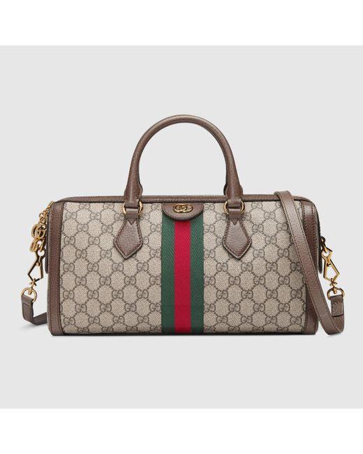 Gucci グッチ〔オフィディア〕GG ミディアム トップハンドルバッグ Multicolor