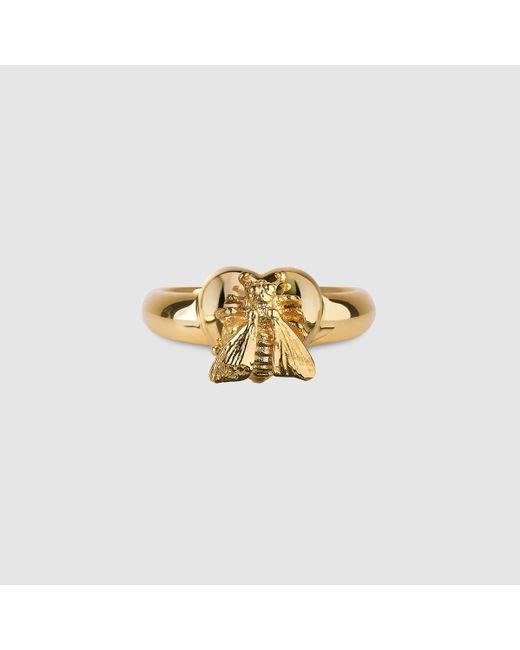 Gucci | Metallic Le Marché Des Merveilles Ring | Lyst