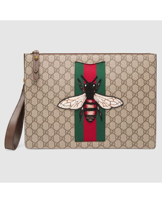 e316560c28d7 Gucci Gg Supreme Bee Bag Europe Edition | Stanford Center for ...