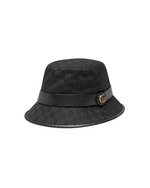 Gucci Black Mar Bucket Hat