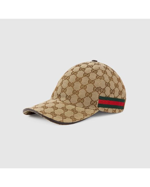 Gucci Cap GG ORIGINAL in Natural für Herren