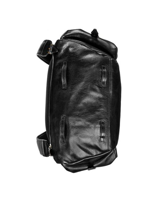 d1559b52544 ... Gucci - Black Re(belle) Leather Backpack for Men - Lyst ...