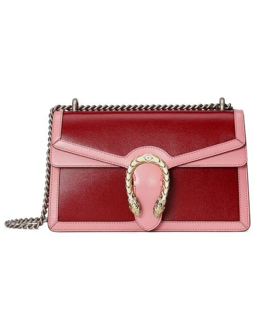 Gucci Red Dionysus Small Shoulder Bag